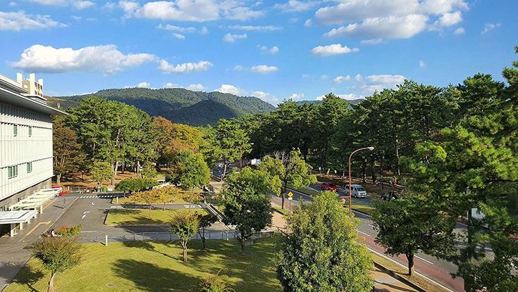 アングランデホテル奈良周辺観光